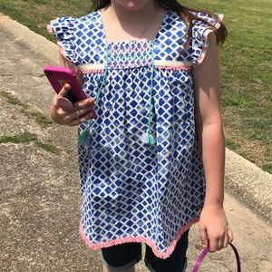 Other - Matilda Jane Adventure Begins Hula Hoop top.
